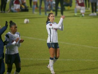 Alex Morgan to return to the US