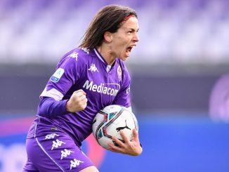 Fiorentina match winner Daniela Sabatino
