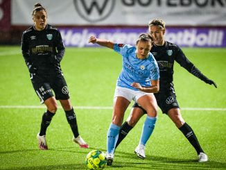 Georgia Stanway got her 50th goal for Man City