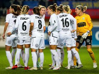 Swedish champions Goteborg