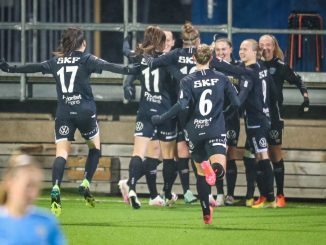 Goteborg Women's team to play on