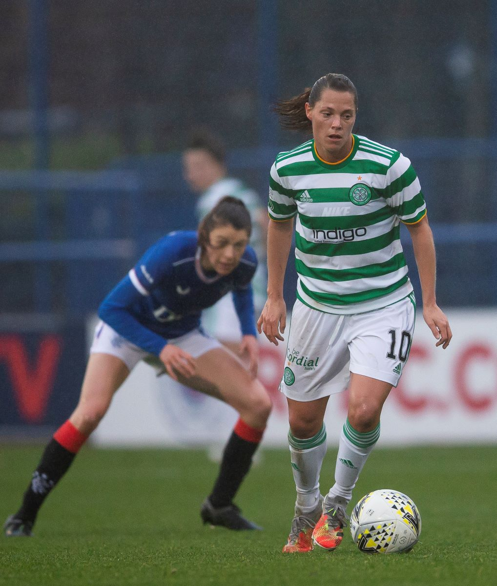 SBSSWPL Player of the Month, Lisa Robertson