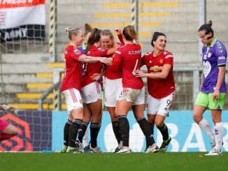 Millie Turner scored for man Utd