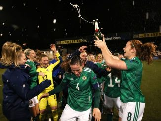 Northern Ireland pop the champagne