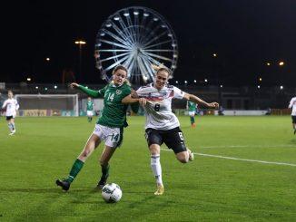 Rep Ireland v Germany