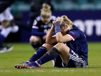 Scotland heartbreak
