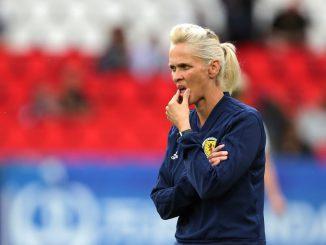 Shelley Keer leaves Scotland post
