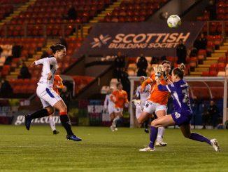 Zoe Ness scores for Rangers