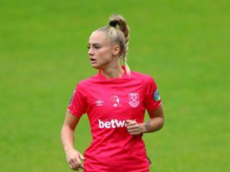 Everton's new loan signing, Alisha Lehmann