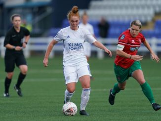 Blackburn Rovers new signing, Annabel Blanchard