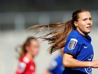 Chelsea's match-winner Fran Kirby