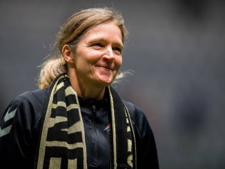 Lionesses' interim head coach, Hege Riise