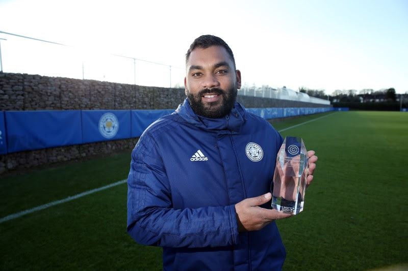 FAWC Manager of the Month, Jonathan Morgan
