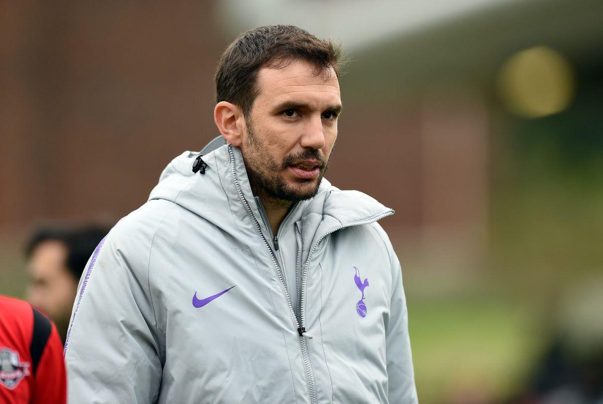 New coach of Real Betis, Juan Amoros
