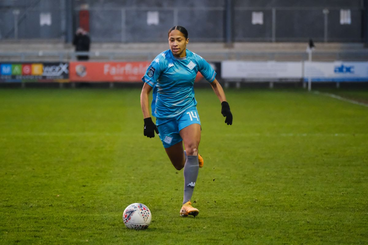 Kallie Balfour, London City Lionesses'match-winner