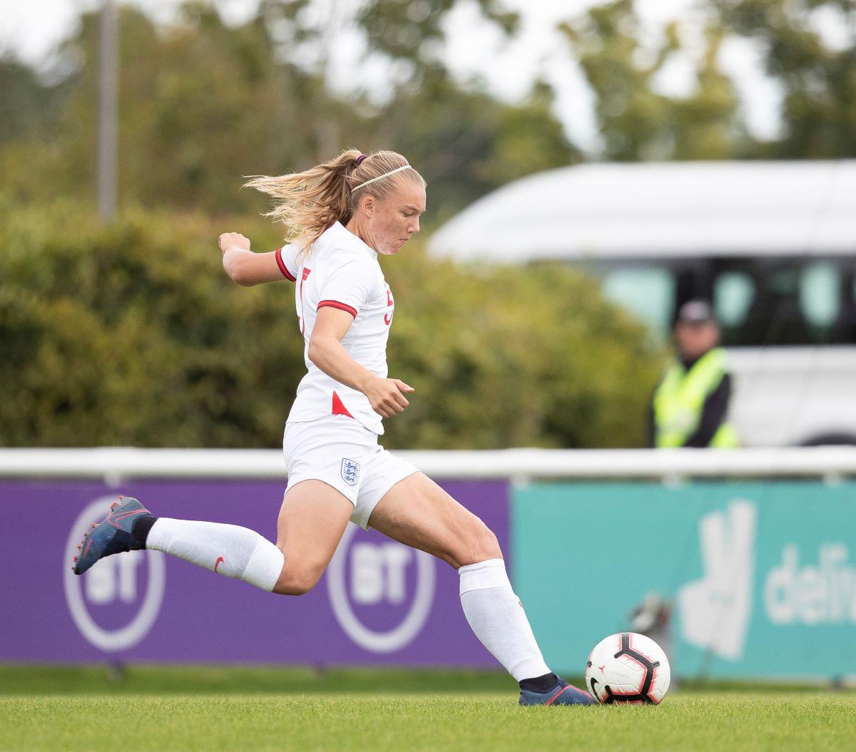 Bristol City's loan signing Kiera Skeels