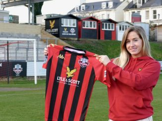 Lewes's new signing Lucy Ashworth Clifford