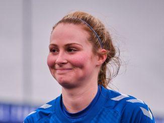 Brisdtol City loan signing, Molly Pike