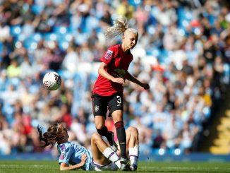 Lotta Okvist leaves Manchester United