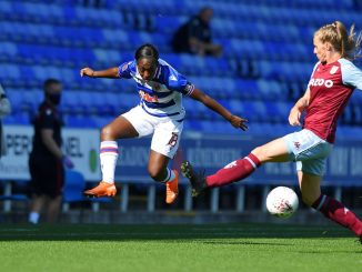 Reading Women v Aston Villa