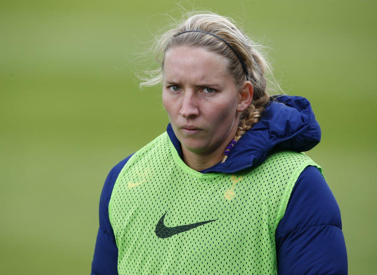 Birmingham City's new signing, Sophie Whitehouse