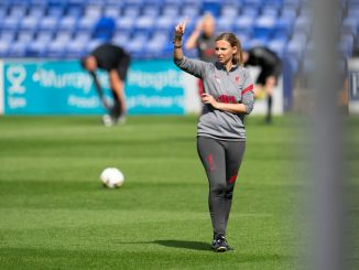 Vicky Jepson leaves Liverpool