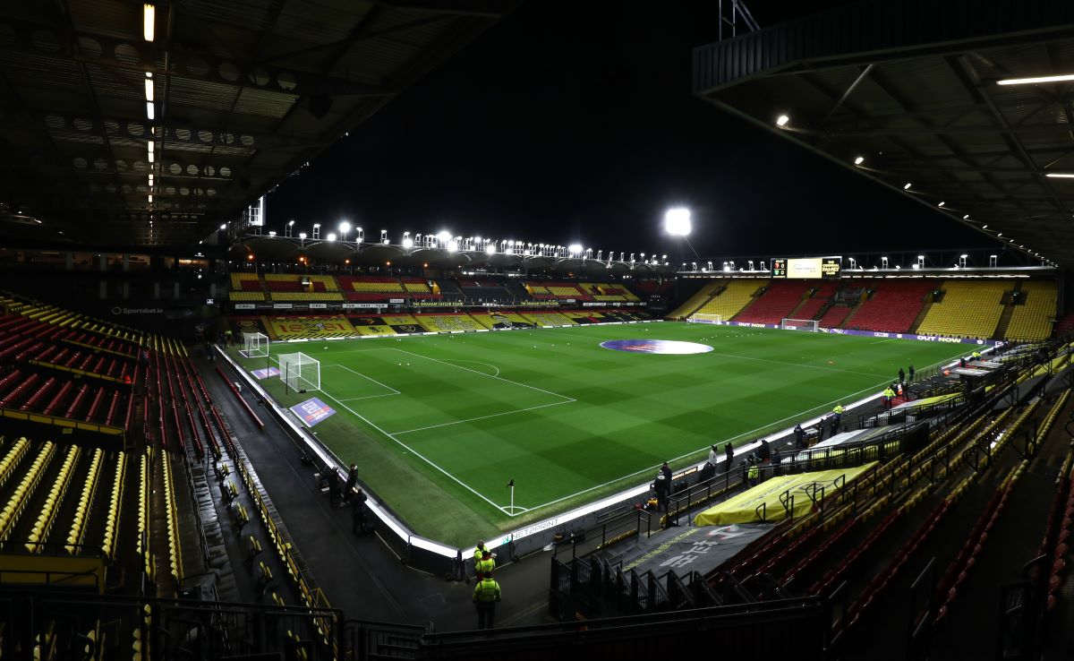 Watford FC will host the Conti Cup Final