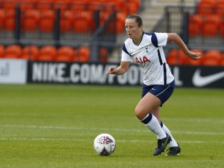 Spur's Anna Filbey joins Celtic on loan