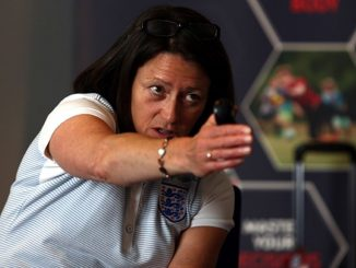 The FA's Head of Women's Coaching, Audrey Cooper