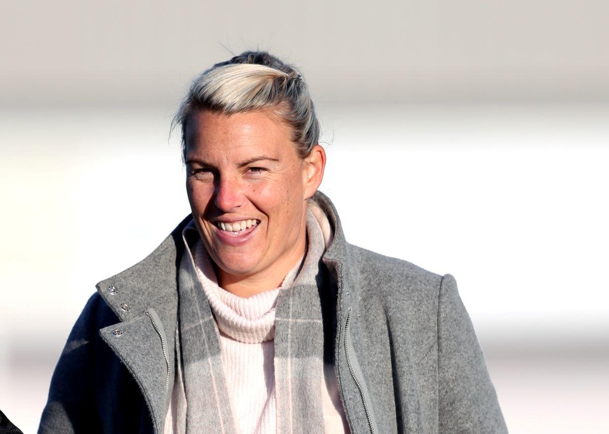 Bristol City manager Tanya Oxtoby