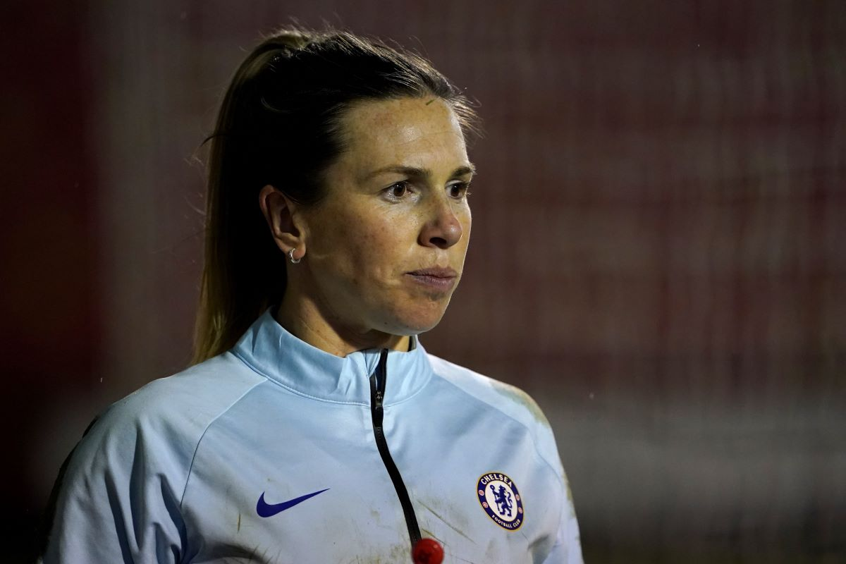 Chelsea's Carly Telford
