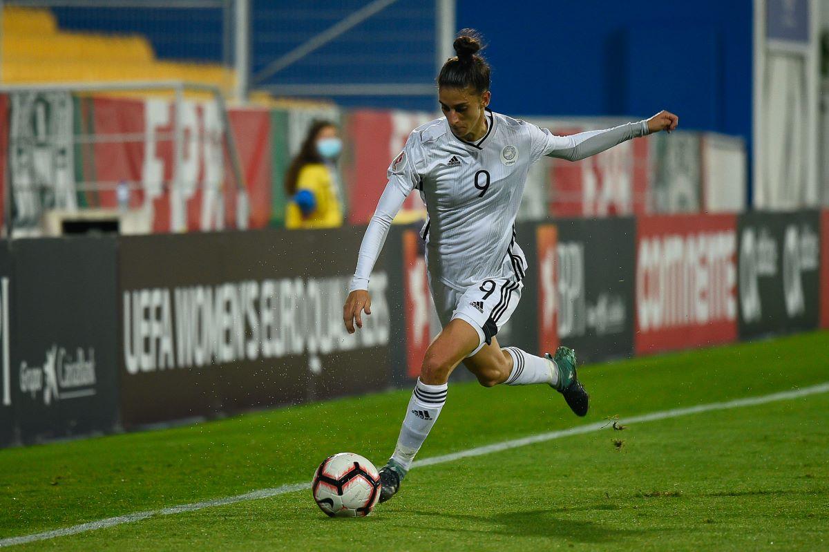 Cyprus WNT player