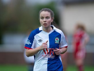 Blackburn Rovers' Emma Doyle