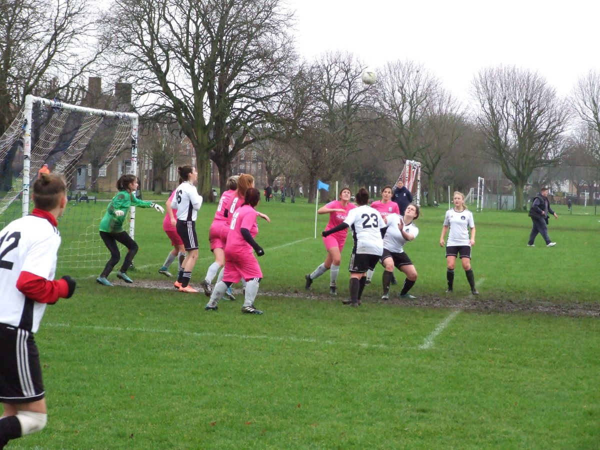 Greater London league action