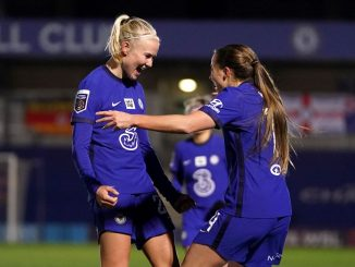 Chelsea scorers, Harder and Kirby