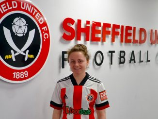 Sheffield United's dual signing, Katie Anderton