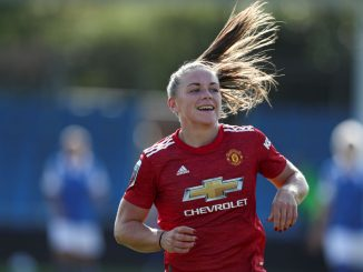 Kirsty Hanson commits to Man Utd