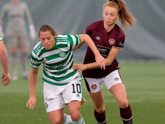 Celtic's Lisa Robertson in Scotland squad