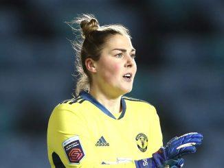 Man Utd keeper, Mary Earps
