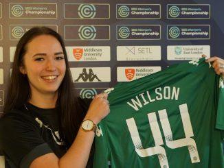London City Lionesses new signing, Nina Wilson