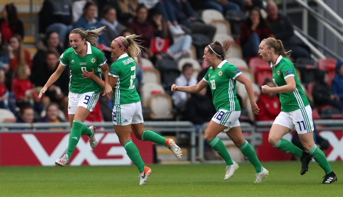 Nothern ireland in Euro qualifiers