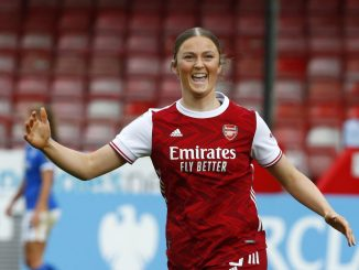 Birmingham City's loan signing, Ruby Mace