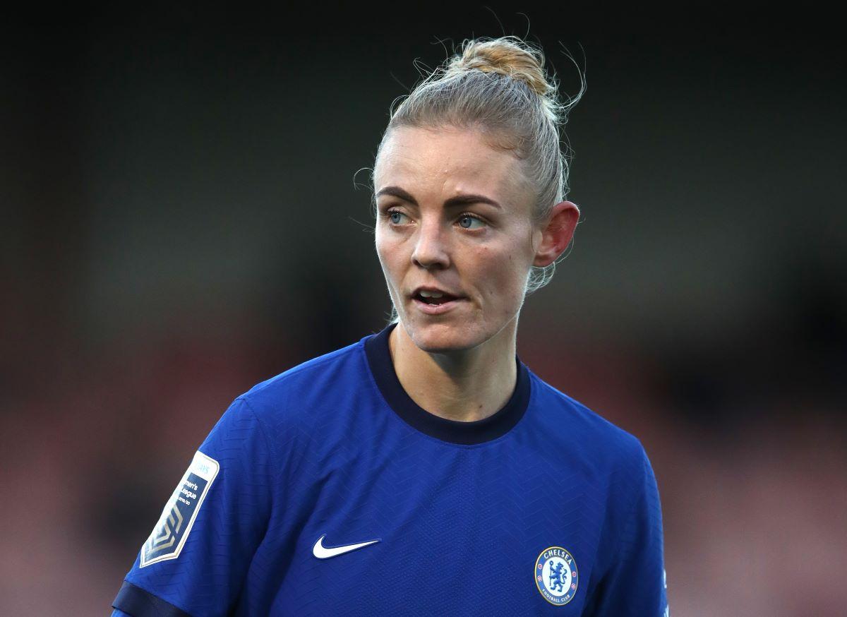 Chelsea's Sophie Ingle