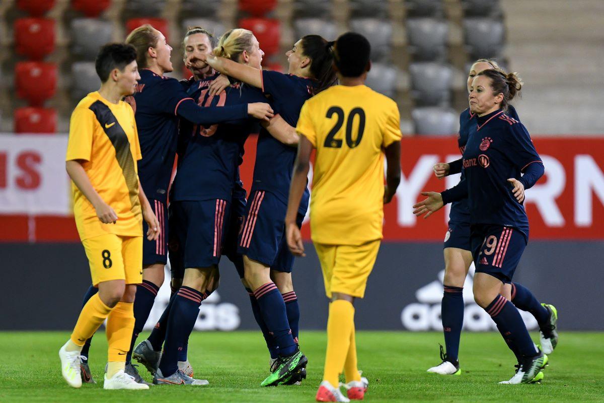 Bayern beat BIIK in 2019
