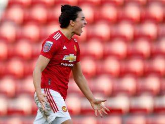 Man Utd's Jess Sigsworth