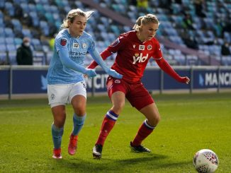 Lauren Hemp set up Man City's winner