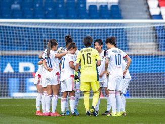 Lyon players