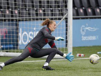 Liverpool's Rylee Foster