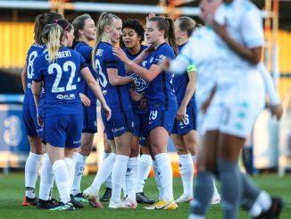Chelsea celebrations