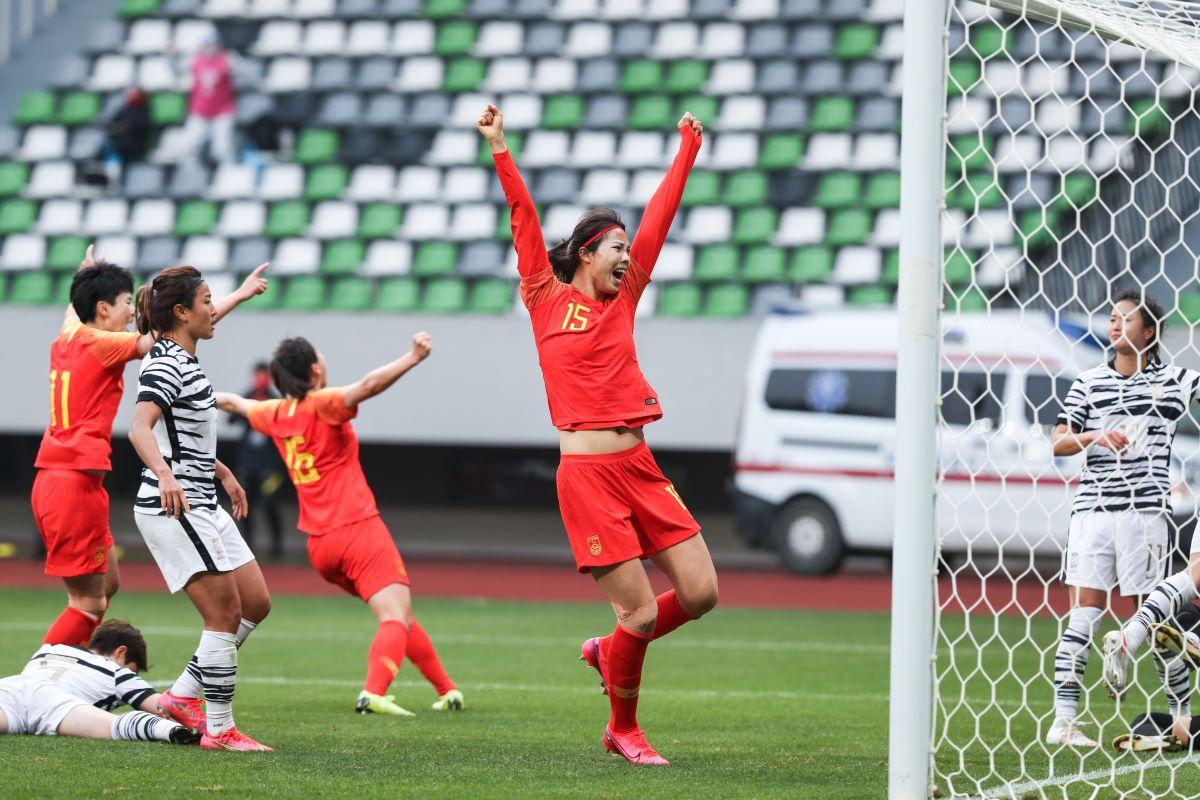 China v South Korea